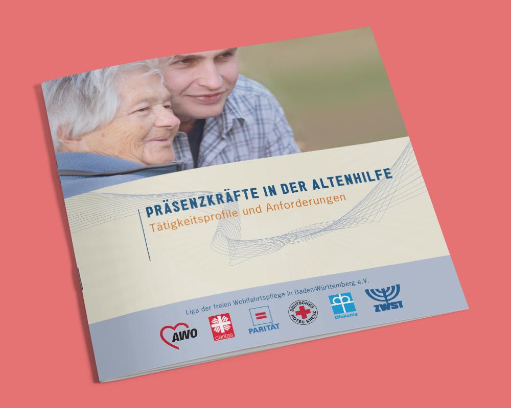 Präsenzkräfte in der Altenhilfe