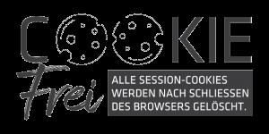 Cookie freie Webseite